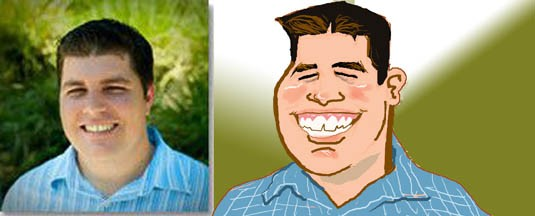 Los Angeles Digital Caricature Artist