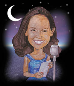 Los Angeles Gift Caricatures