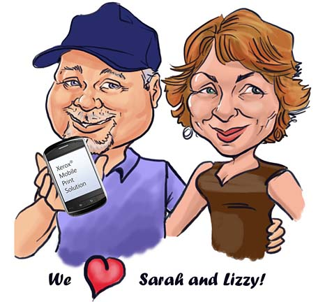 Baltimore Digital Caricature Artists