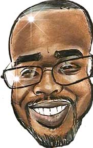 Party Caricature Artist Mwandishi