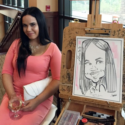 Newark Party Caricature Artists