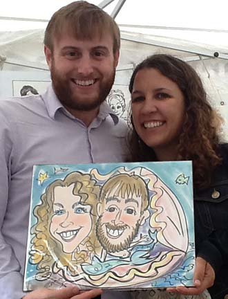 Augusta Party Caricature Artists