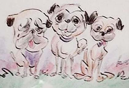 Pet Caricature Artist Howard