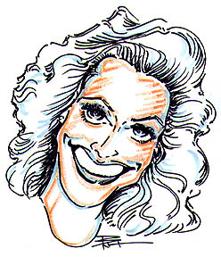 Wilmington Party Caricature Artist