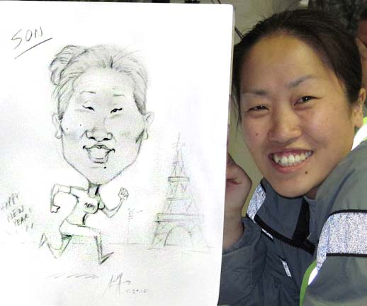 New York City - Manhattan Party Caricature Artists