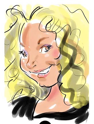 Ft Lauderdale Digital Caricatures