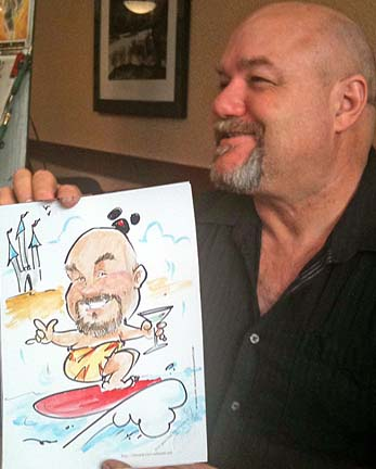 Albany Party Caricature Artists