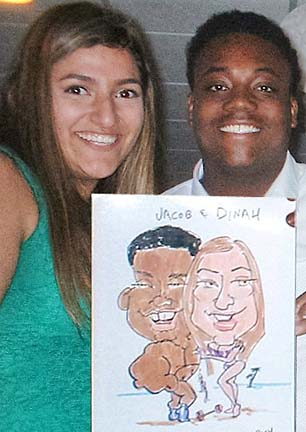 Chicago Party Caricaturist