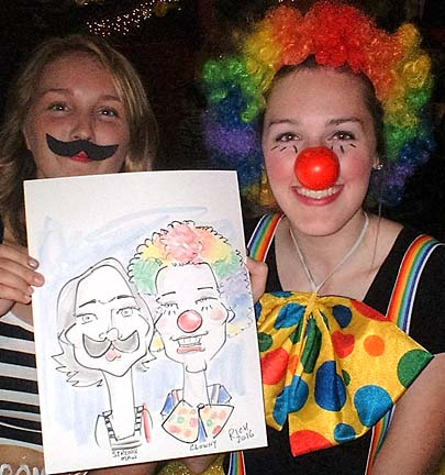 Chicago Party Caricature Artist