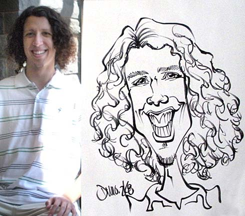 Buffalo / Niagara Falls Party Caricaturist