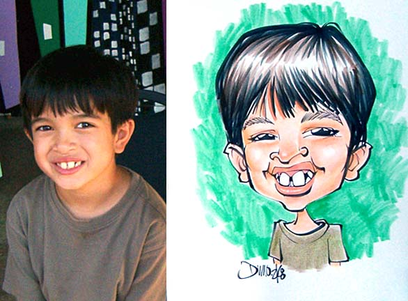Buffalo / Niagara Falls Party Caricature Artist