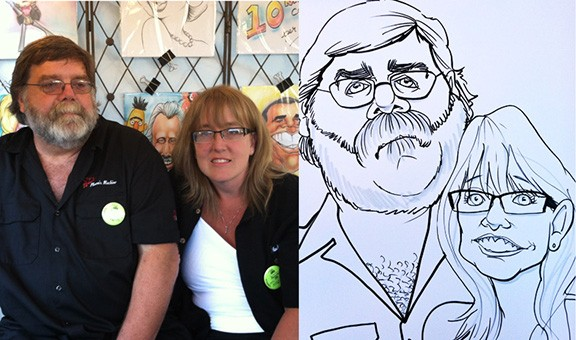 Minneapolis-St Paul Party Caricaturist