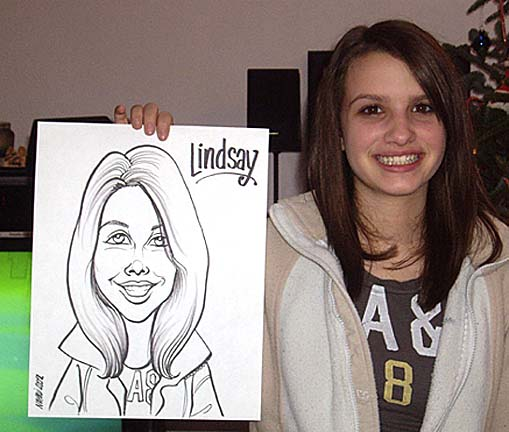 Cleveland Party Caricature Artists
