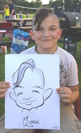 Dayton Party Caricature Artists