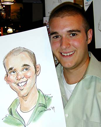 Pittsburgh Party Caricature Artists