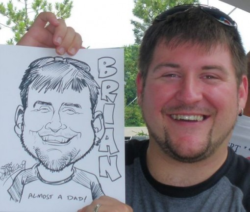 Columbus Party Caricaturist