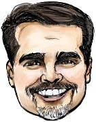 Party Caricature Artist Steve