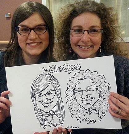 Edmonton Party Caricature Artists