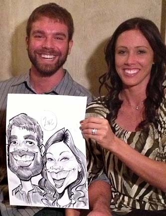 Tampa Party Caricature Artists