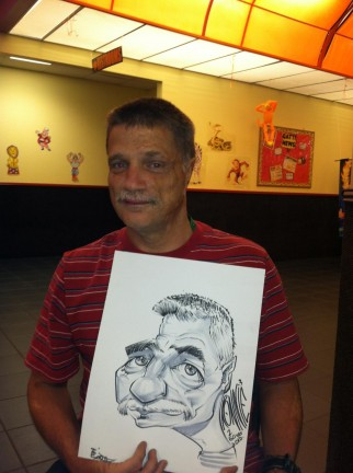 Louisville Party Caricature Artists
