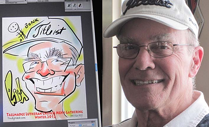 Cleveland Digital Caricature Artists