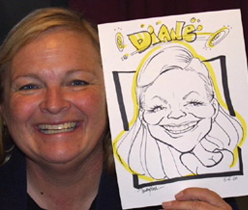 Cleveland Party Caricature Artist