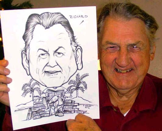 Phoenix / Scottsdale Party Caricature Artists