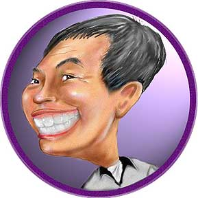 Gift Caricature Artist Vincent