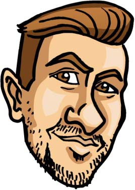 Party Caricature Artist V. Kenneth
